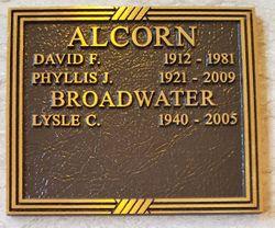 David Fort Alcorn