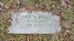 Alice M. Bielby
