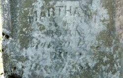 Martha M Holliday