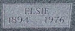 Elsie <I>Giessel</I> Demske