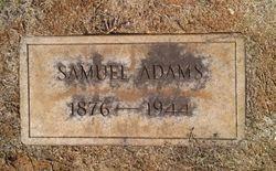 Samuel A Adams