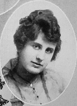 Edna Louise <I>Thompson</I> Deardorff