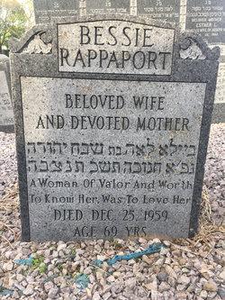 Bessie Rappaport