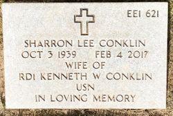 Mrs Sharron Lee Conklin