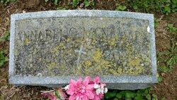 "Anna Isabella ""Annabel"" <I>Gantley</I> McNamara"