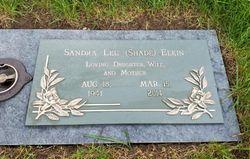 "Sandra Lee ""Sandy"" <I>Shade</I> Elkin"