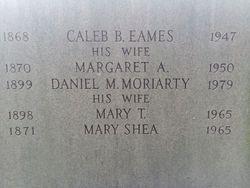 Daniel M Moriarty