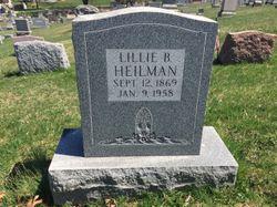 Lillie B. Heilman