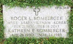 Kathryn Eleanore <I>Mace</I> Romberger