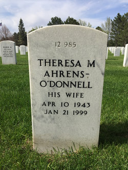 Theresa M Ahrens-O'Donnell