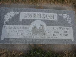 Roy Walters Swenson