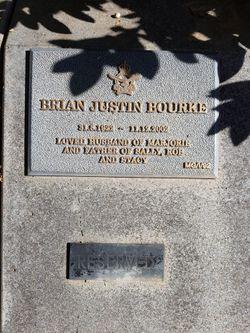 Brian Justin Bourke