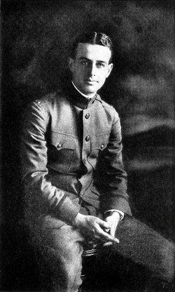 1LT Charles De Rham, Jr