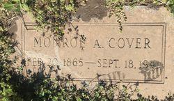 Monroe A. Cover