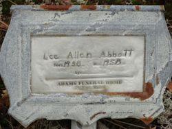 Lee Allen Abbott