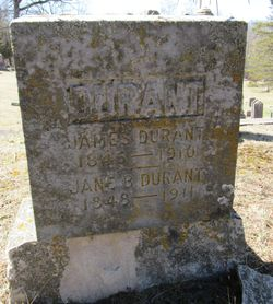 James Alexander Durant