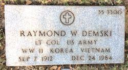 Raymond William Demski