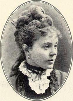 Mrs Josephine Beall <I>Wilson</I> Bruce