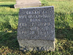 Sarah A. Parshall