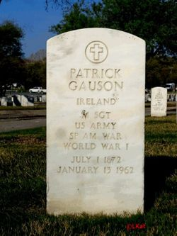 Patrick Gauson