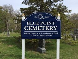Blue Point Cemetery