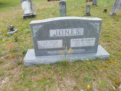 Lila <I>Odum</I> Jones