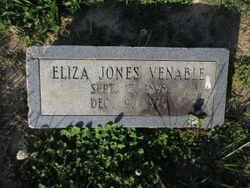 Eliza Jones Venable