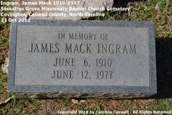 James Mack Ingram