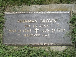 Sherman C Brown
