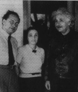 Elisa Freida <I>Knecht</I> Einstein