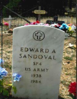 Edward A. Sandoval