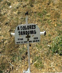 A. Dolores Sandoval