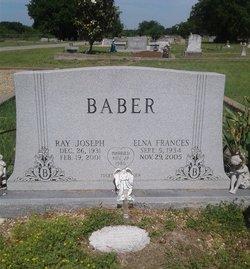 "Elna Frances ""Fran /Fannie"" <I>Garner</I> Baber"