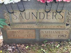 Bessie C. Saunders