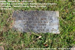 James Edward Slade, Jr