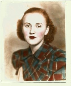 Ruth Thomas <I>Kellams</I> Jones