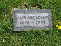 Alphonse Adams