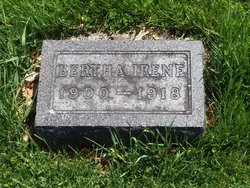 Bertha Irene Adams
