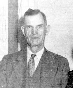 Ernest Burgess Theobald