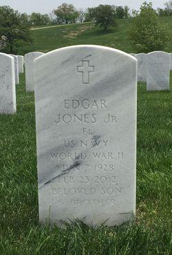 Edgar Jones, Jr