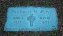 Richard Henry Weiss