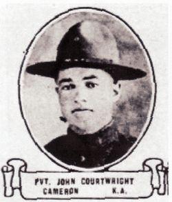 PVT John Courtwright