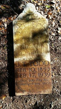 John Thomas Todd