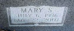 Mary S. Rich