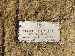 George A Garcia