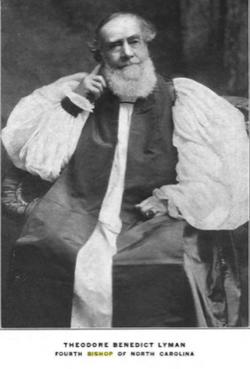 Rev Theodore Benedict Lyman