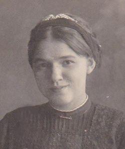 Anna Franchetta <I>Baalke</I> Felt