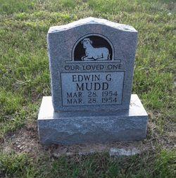 Edwin G Mudd