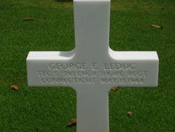 George E Leduc