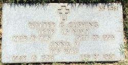 Anna V Cushing